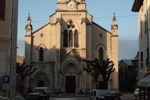 Eglise lagnieu
